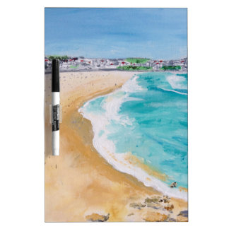 Bondi in Perspective Dry Erase Board