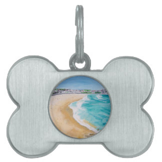 Bondi in Perspective Pet Name Tag