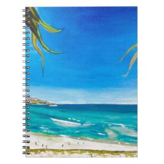 Bondi Sky Notebook