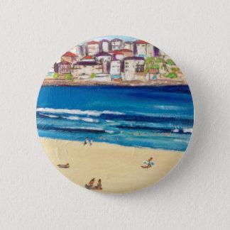 Bondi Views'17 6 Cm Round Badge