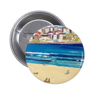 Bondi Views'17 6 Cm Round Badge