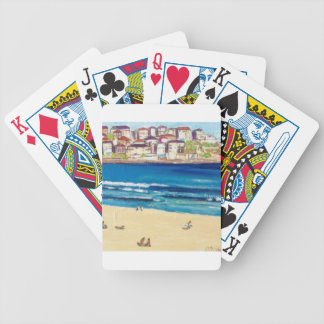Bondi Views'17 Bicycle Playing Cards