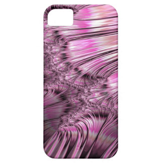 Bonding Ice on Frozen Lake Fractal iPhone 5 Covers