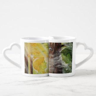 Bonds of the heart coffee mug set
