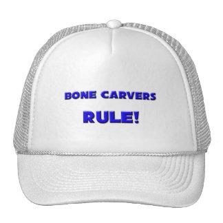 Bone Carvers Rule Trucker Hat