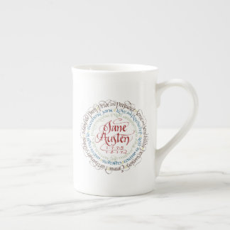 Bone China - Jane Austen Period Dramas Mug