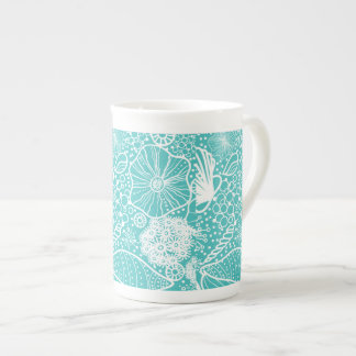 Bone China Mug -Under The Sea