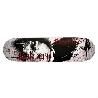Bone Decks™ Creature of the Night Skate Board Deck