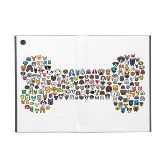 BONE Dog Cartoon iPad Mini Case