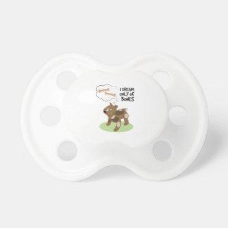Bone Dream Baby Pacifiers