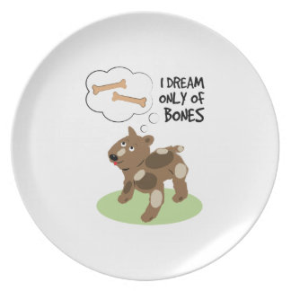 Bone Dream Plates