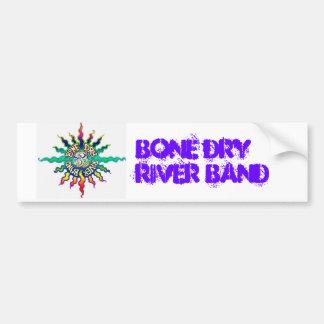 Bone Dry River Band Bumper Sticker