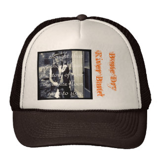 Bone Dry River Band hat