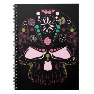 Bone head notebook