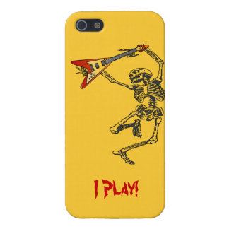 Bone Player iPhone 5 Cover