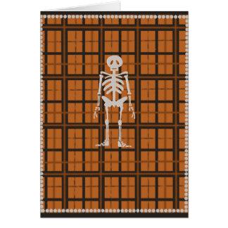 Bone to Be Wild Greeting Card