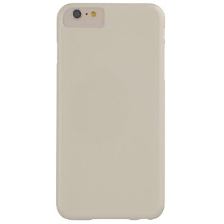 Bone White Barely There iPhone 6 Plus Case
