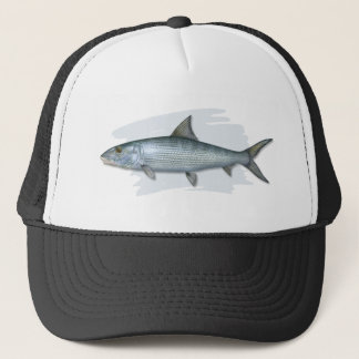 Bonefish Trucker Hat