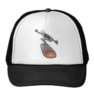 Bonehead Board Dude Mesh Hat