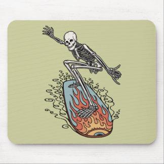 Bonehead Board Dude Mousepad