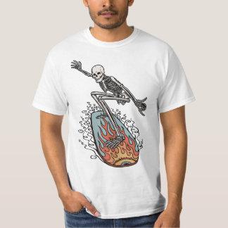 Bonehead Board Dude T-shirts