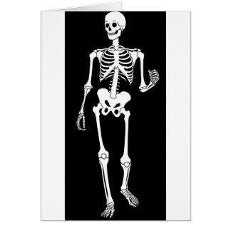 """Bones"" Greeting Cards"