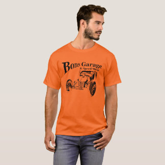 Bones Garage Rat Rod T-Shirt