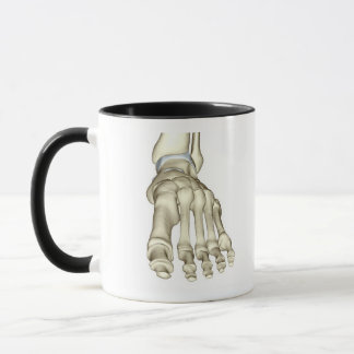 Bones of the Foot 8 Mug