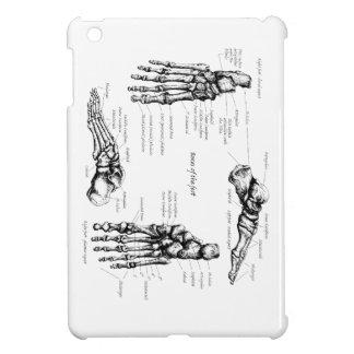 Bones of the Human Foot Case For The iPad Mini