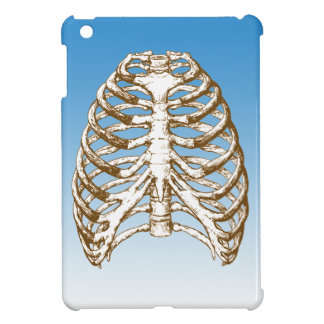 Bones of the Human Thorax iPad Mini Cover