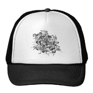 Bones Pile Hat
