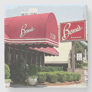 Bones Restaurant, Buckhead, Atlanta Coaster