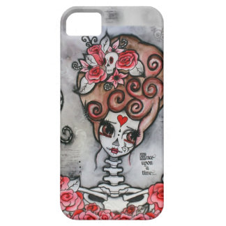 Boney Valentine iPhone 5 Case
