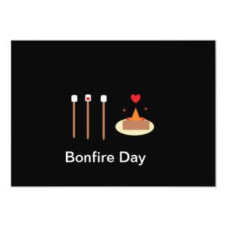 Bonfire Day Card