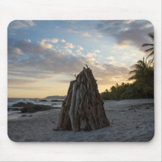 Bonfire In Montezuma Mouse Pad