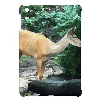 Bongo from Safari Cover For The iPad Mini