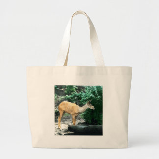 Bongo from Safari Large Tote Bag