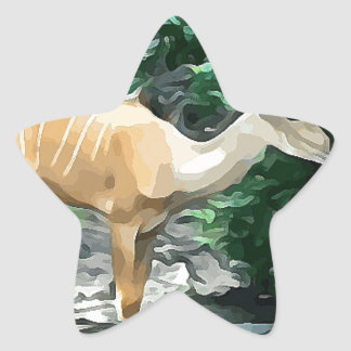 Bongo from Safari Star Sticker