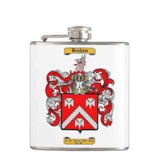 Bonham Hip Flask