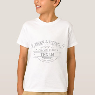 bonifide texan - houston T-Shirt