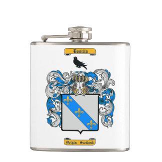 Bonilla Hip Flask