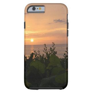 Bonita Beach Sunset Tough iPhone 6 Case