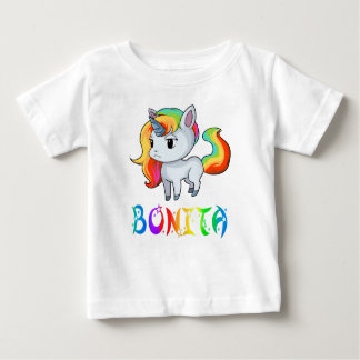 Bonita Unicorn Baby T-Shirt