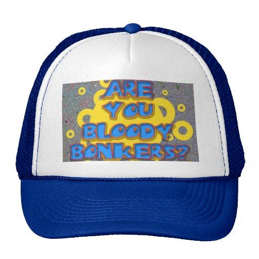 Bonkers Mesh Hats
