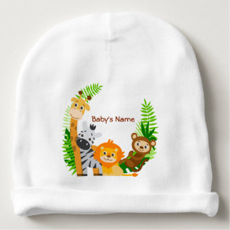 Bonnet Baby Animals Baby Beanie