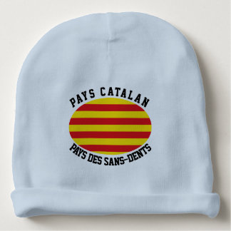 "bonnet Catalan baby ""without-teeth "" Baby Beanie"