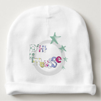 "Bonnet of birth ""P' tit Pimousse"", stars Baby Beanie"