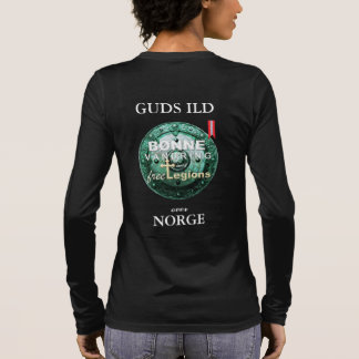 BØNNEVANDRING Norwegian Long Sleeve T-Shirt