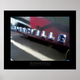 Bonneville - Poster
