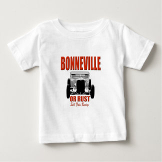 bonneville salt flats racing baby T-Shirt